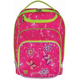 Школьный рюкзак, сумку BRAUBERG Весна (226365)