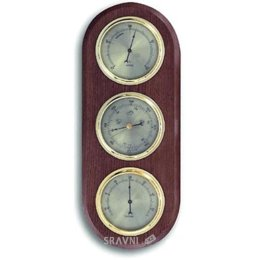 Метеостанцию, термометр, барометр TFA 20106403