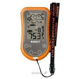 Метеостанцию, термометр, барометр RST 02559
