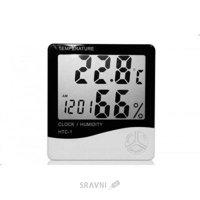 Метеостанцию, термометр, барометр Kromatech HTC-1