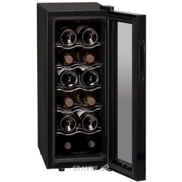 Винный и витринный холодильник Dunavox DAT-12.33C