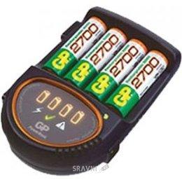 Зарядное устройство для аккумулятора (AA/AAA/C/D) GP Batteries PowerBank H500 PB50GS